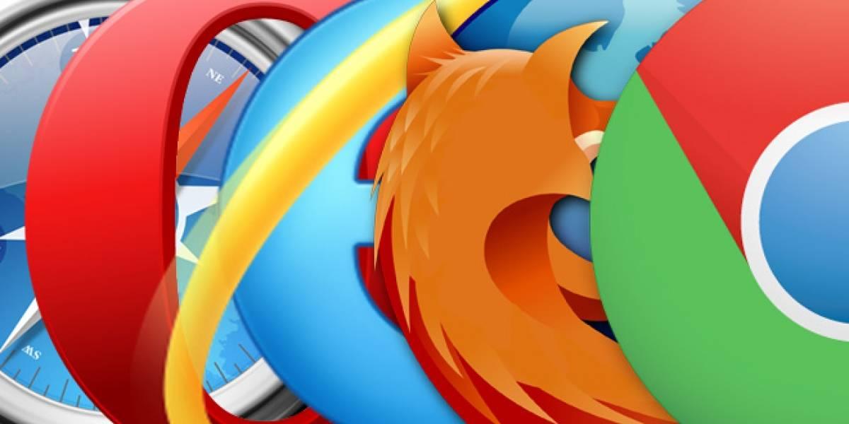 Guerra de navegadores: Prueba que Firefox 8 no es lo más rápido en JavaScript