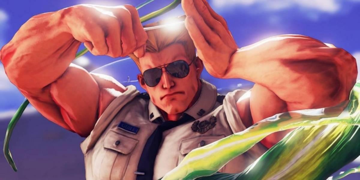 Torneo de Street Fighter V en EVO será transmitido por ESPN