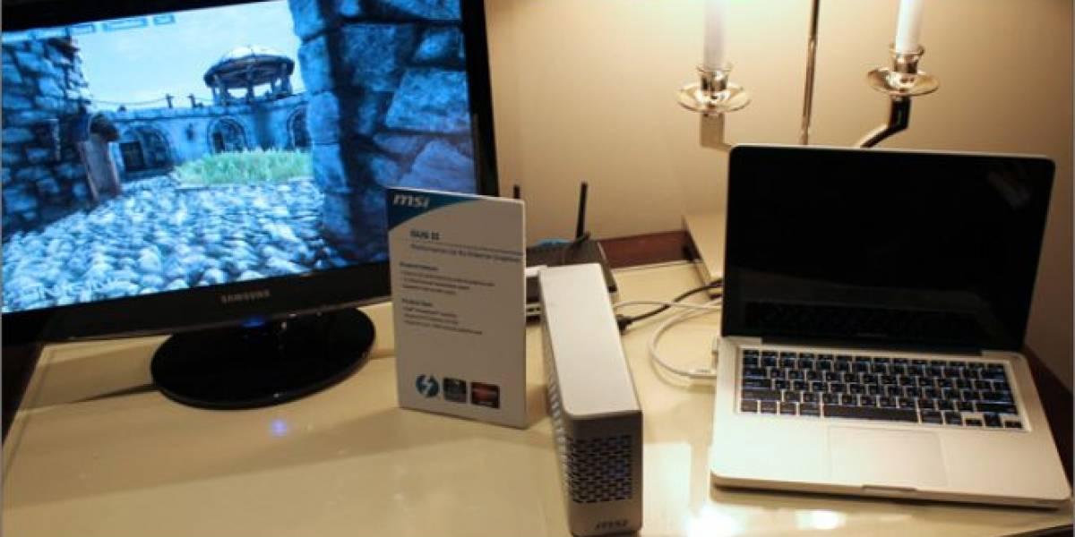 CES 2012: MSI presenta GUS II