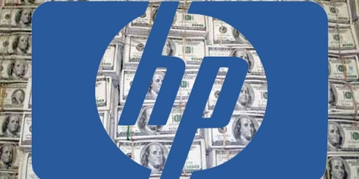 HP muestra sus resultados financieros con caída a causa de webOS