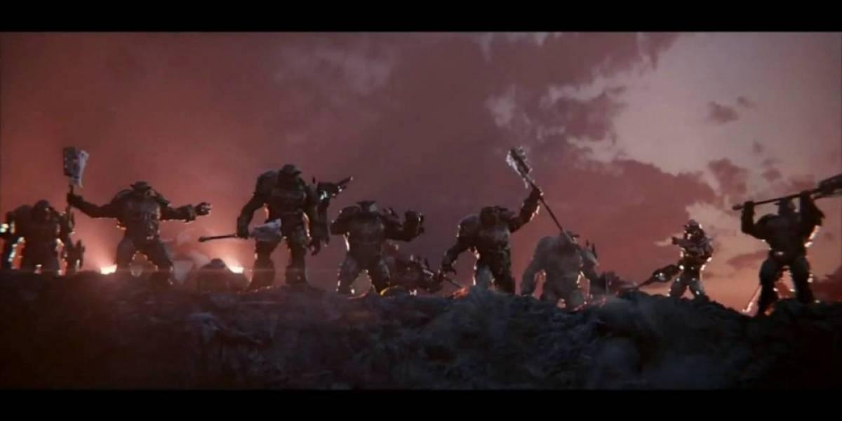 Halo Wars 2 recibe nuevo tráiler