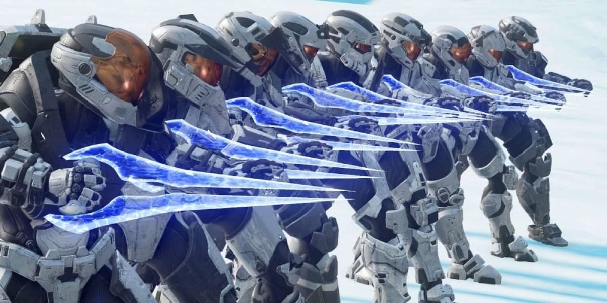 Ya está disponible el paquete de cascos clásicos de Halo 5