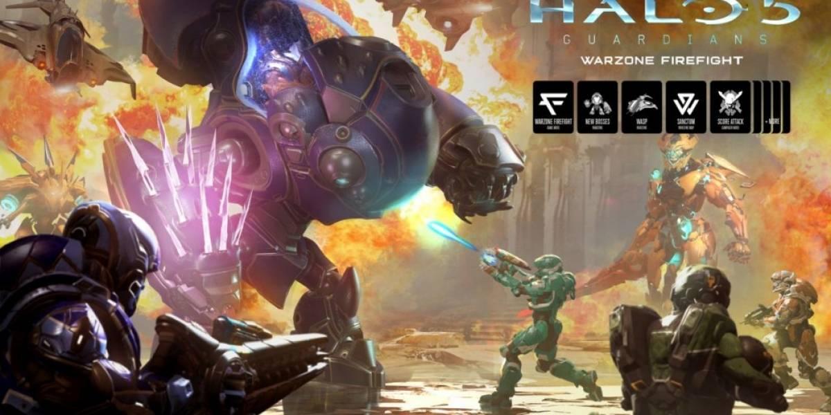 Halo 5 se podrá jugar gratis por una semana