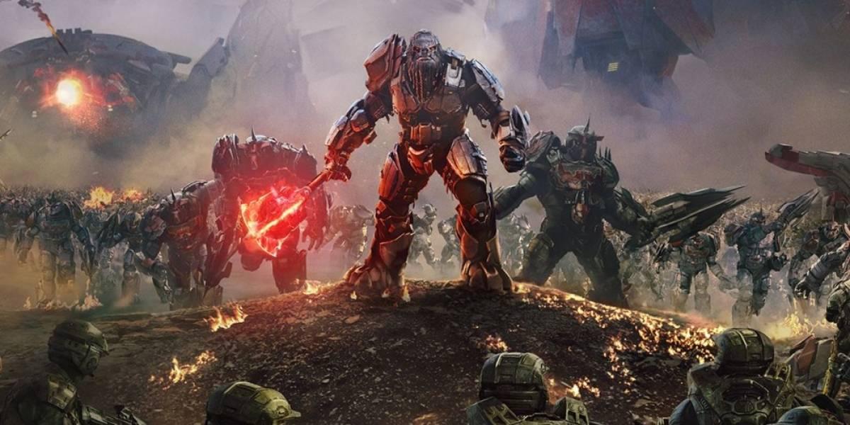 Halo Wars 2 se lanza sin partidas multijugador clasificatorias