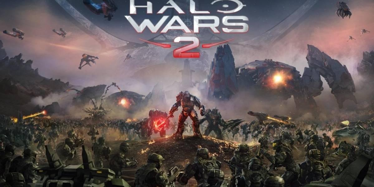 Halo Wars 2 recibe tráiler de lanzamiento