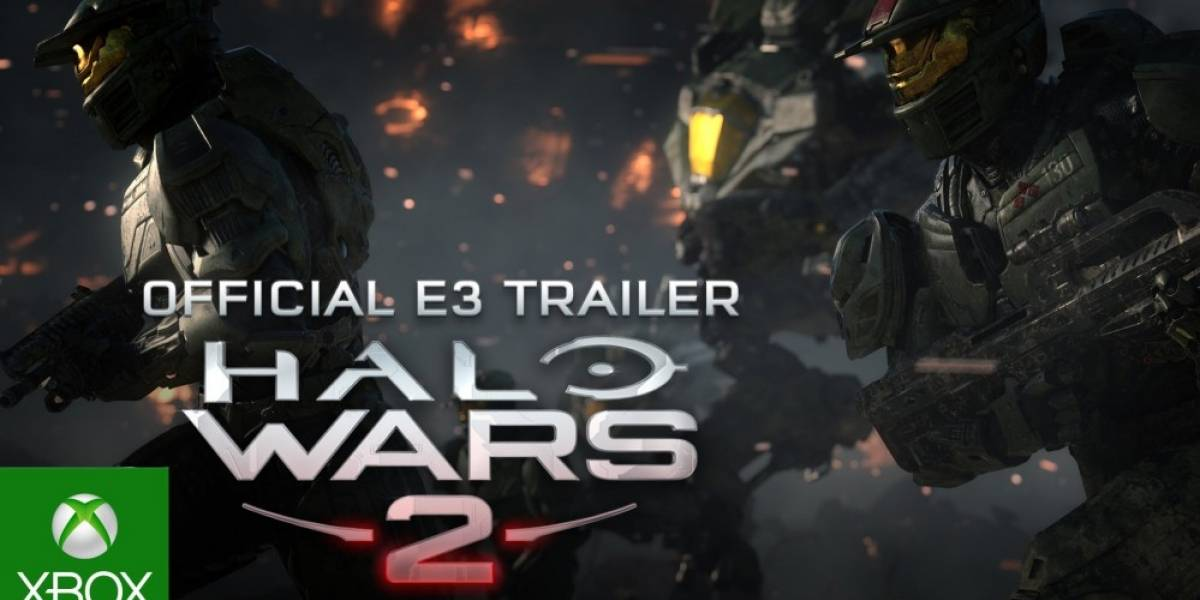 Halo Wars 2 ya tiene fecha de lanzamiento #E32016