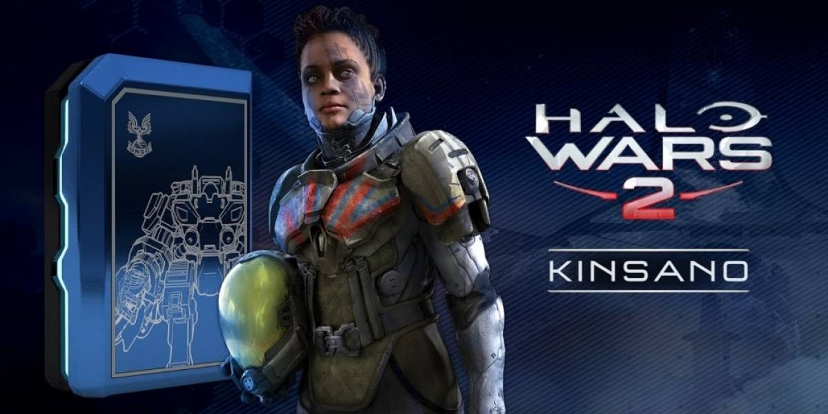 Ya está disponible el primer DLC para Halo Wars 2