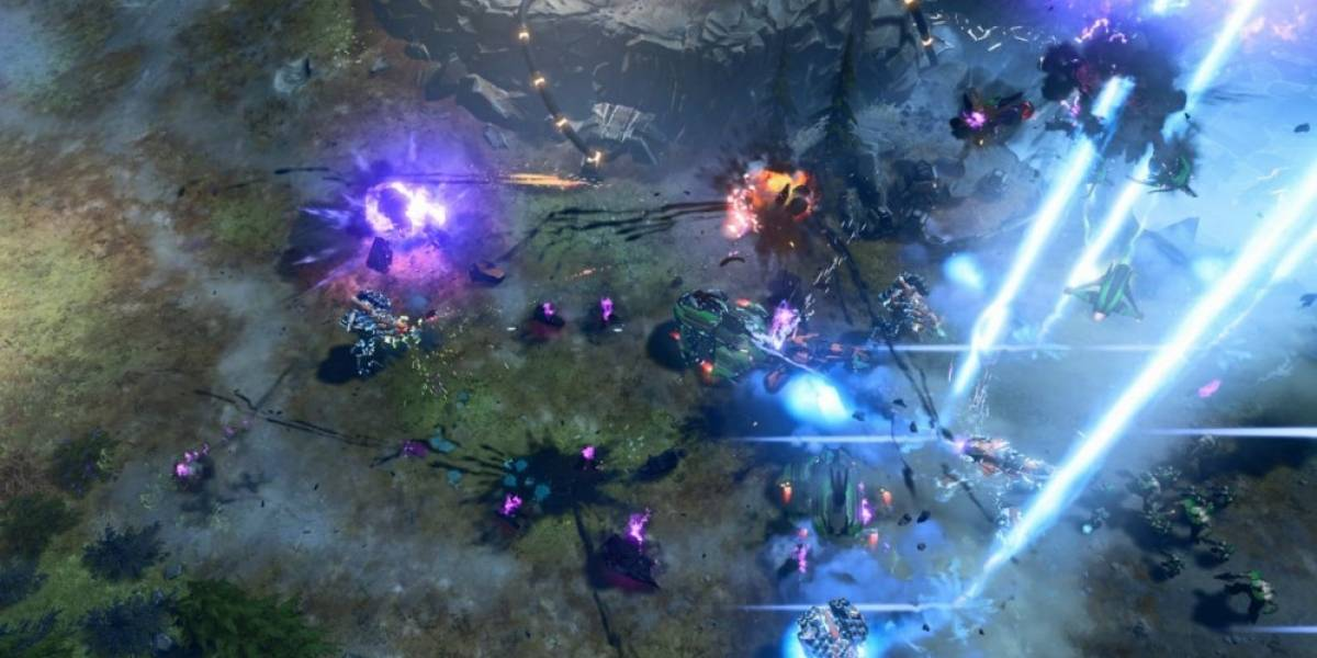 Halo Wars 2 muestra su multijugador #gamescom2016