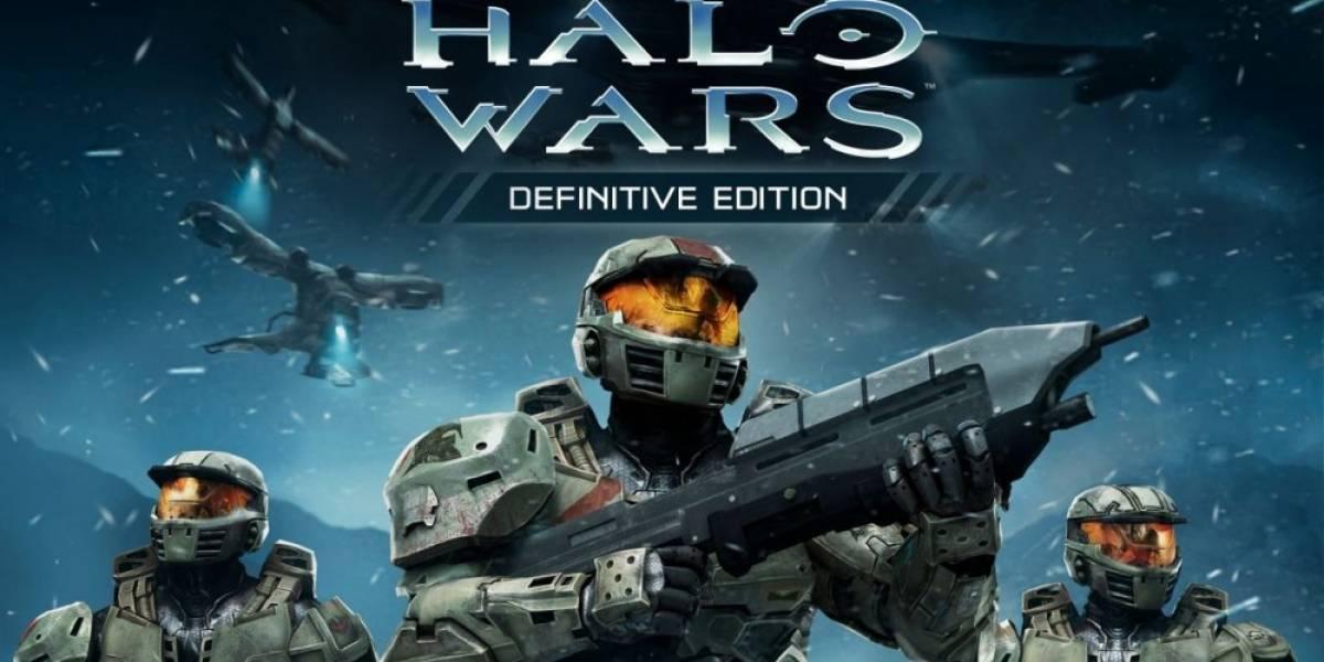 Halo Wars: Definitive Edition ya está disponible para algunos