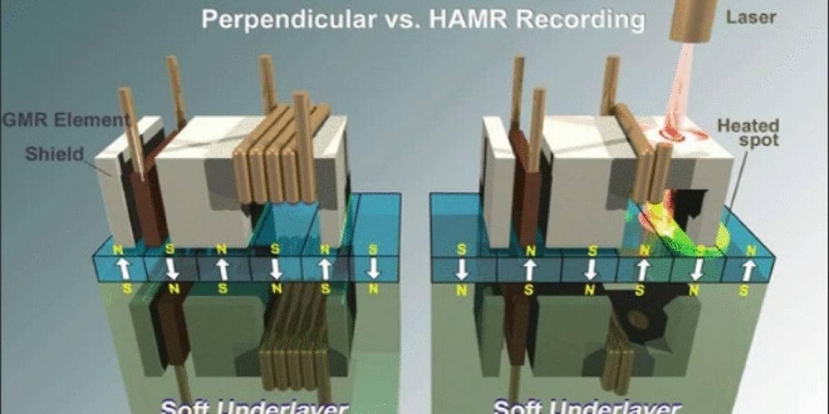 Seagate: ¡Adiós PMR! ¡Hola discos duros SMR y HAMR!