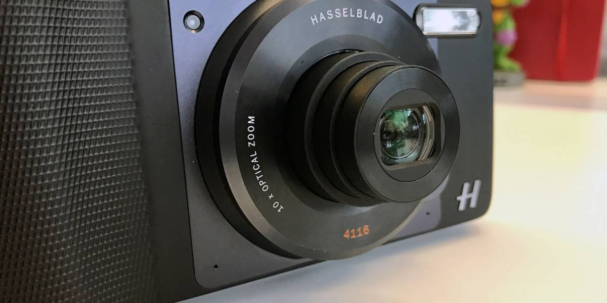 Review: Hasselblad True Zoom Moto Mod para Moto Z