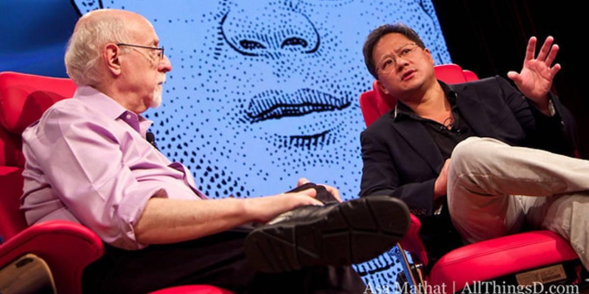 Jen-Hsun Huang confirma Tegra hasta el 2014 y Project Denver