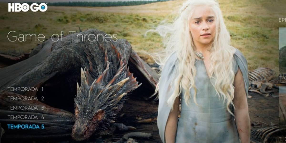 HBO GO llega a Latinoamérica sin contratar TV por cable