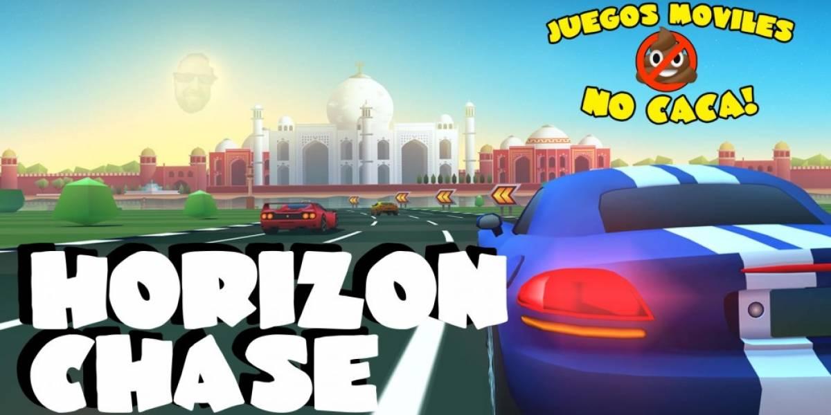 Juegos Móviles No Caca: Horizon Chase