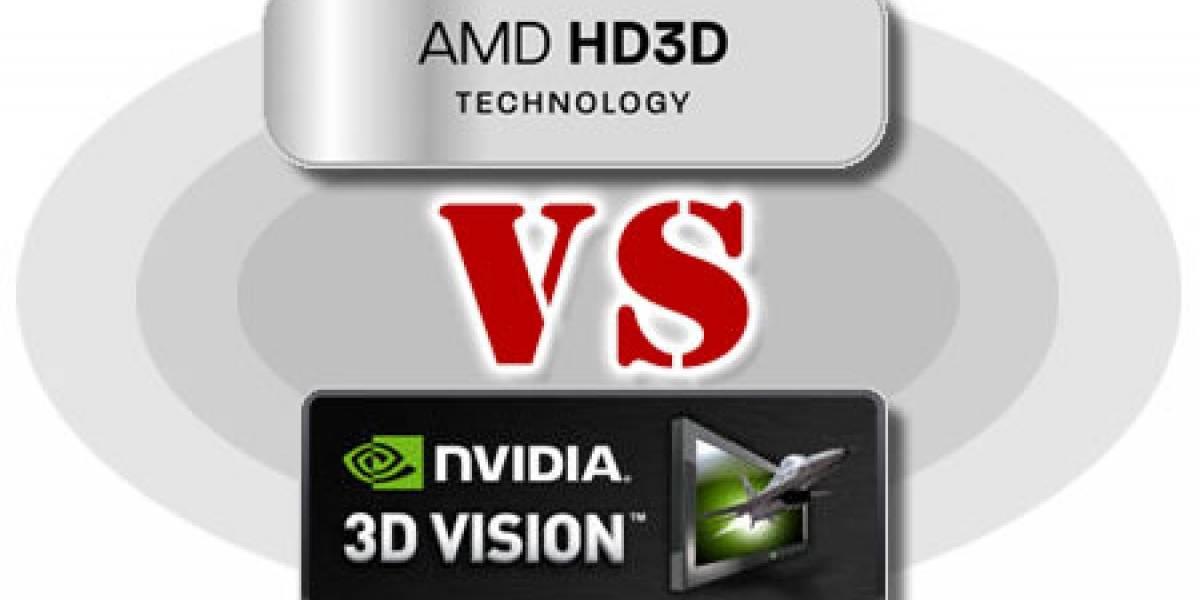 AMD HD3D y Nvidia 3D Vision probadas con 18 juegos