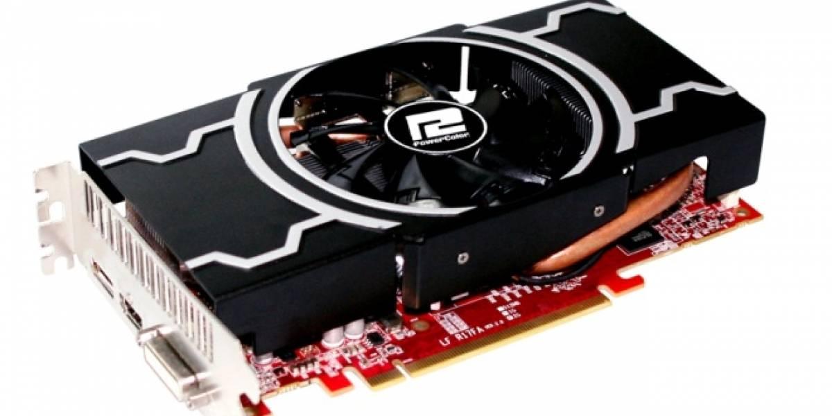 PowerColor anuncia su nueva HD7850 Fling Force Edition