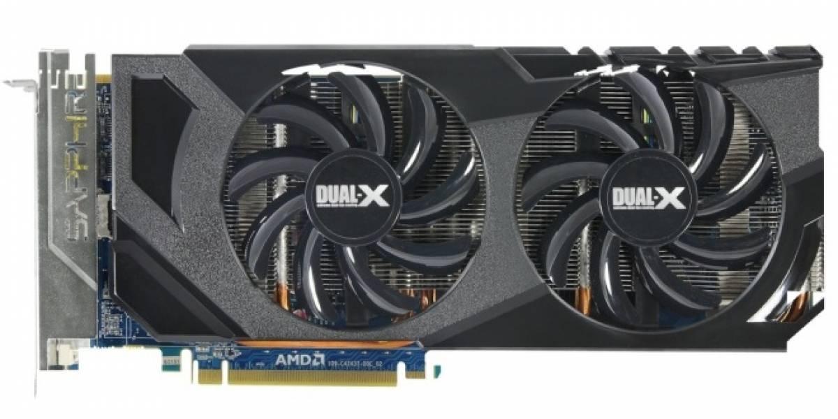 Sapphire presenta una nueva GPU: Radeon HD 7870 XT with Boost