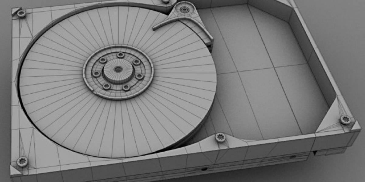 Almacenamiento magnético 3D permitirá discos duros de más de 100TB