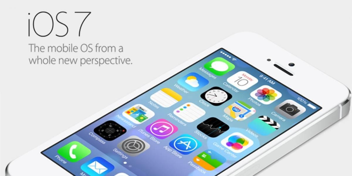 iOS 7: La simplicidad a veces complica