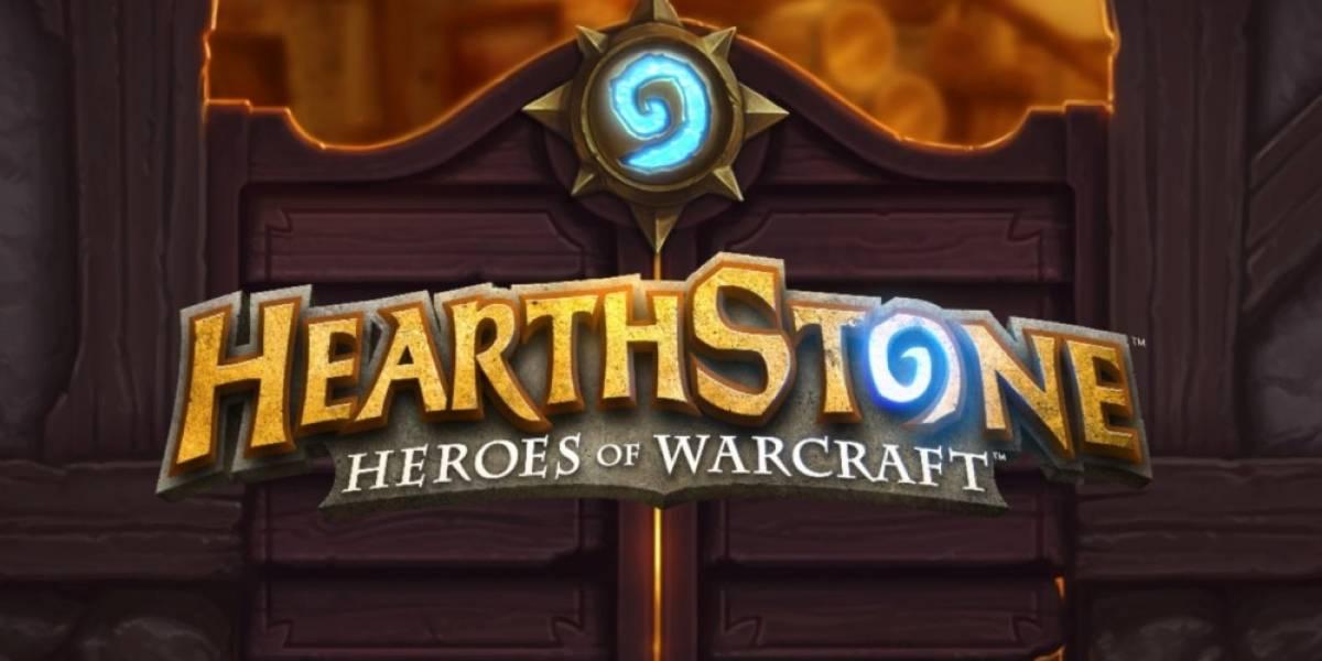 La nueva expansión de Hearthstone llega el jueves 1 de diciembre