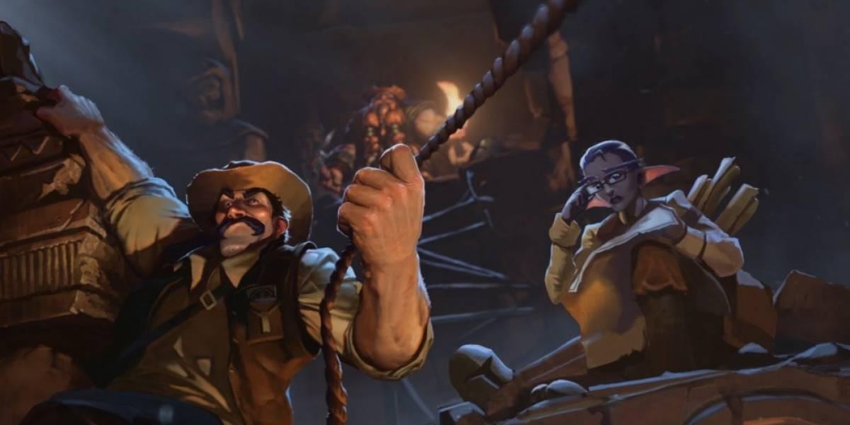 Blizzard anuncia The League of Explorers, la nueva expansión para Hearthstone