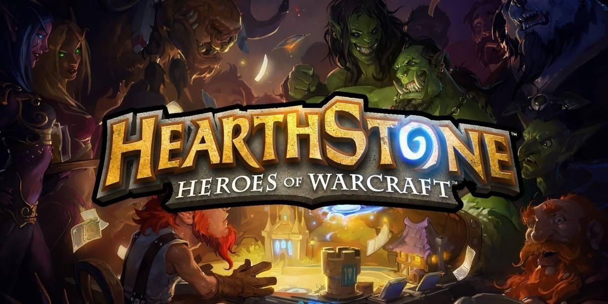 La próxima expansión de Hearthstone sería sobre ¿¡dinosaurios!?