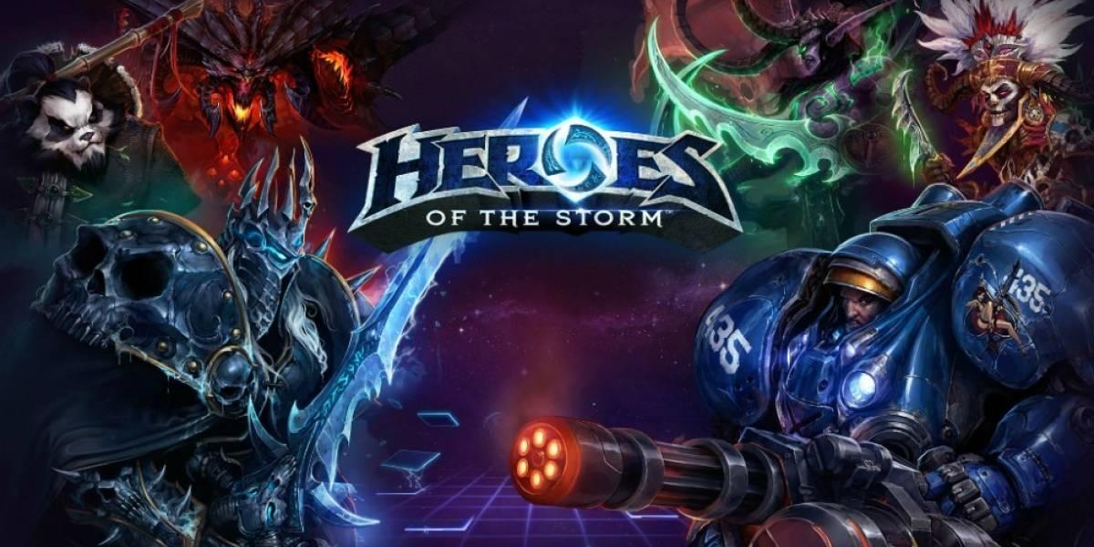 Heroes of the Storm recibirá nuevos personajes de Diablo y Warcraft