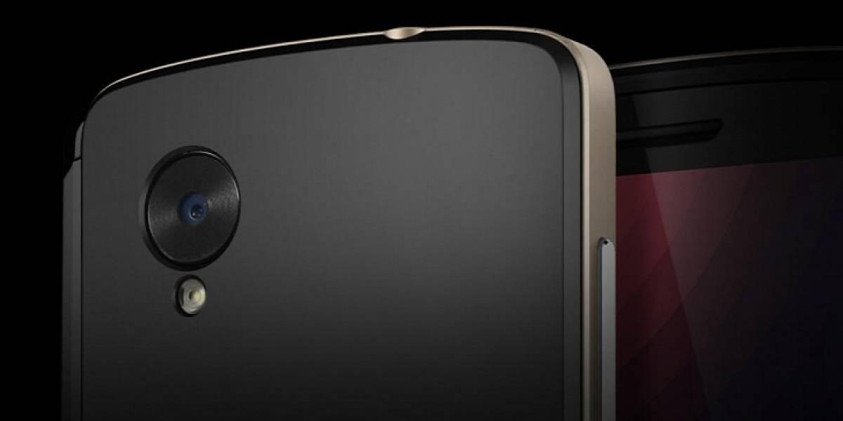 ¡Por fin! Google presenta el Nexus 5