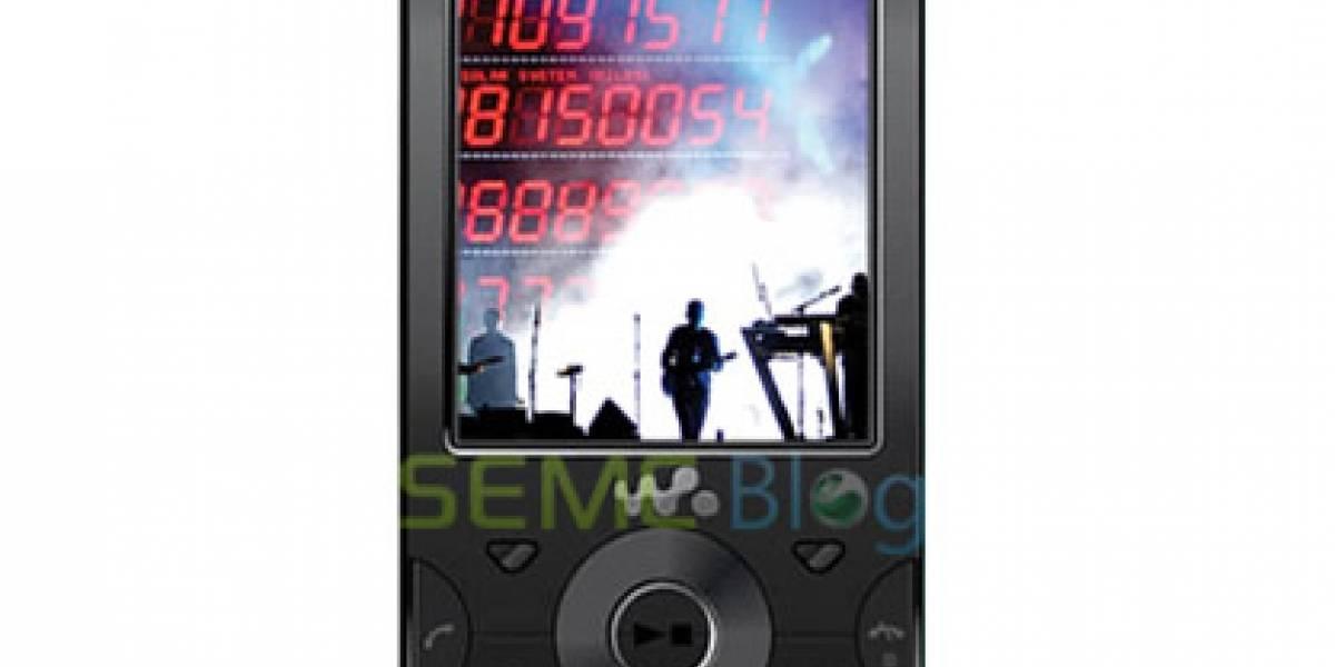 Sony Ericsson Hikaru W923