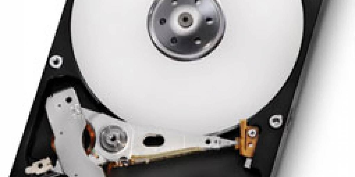 Hitachi lanza disco duro de 1TB por cada plato