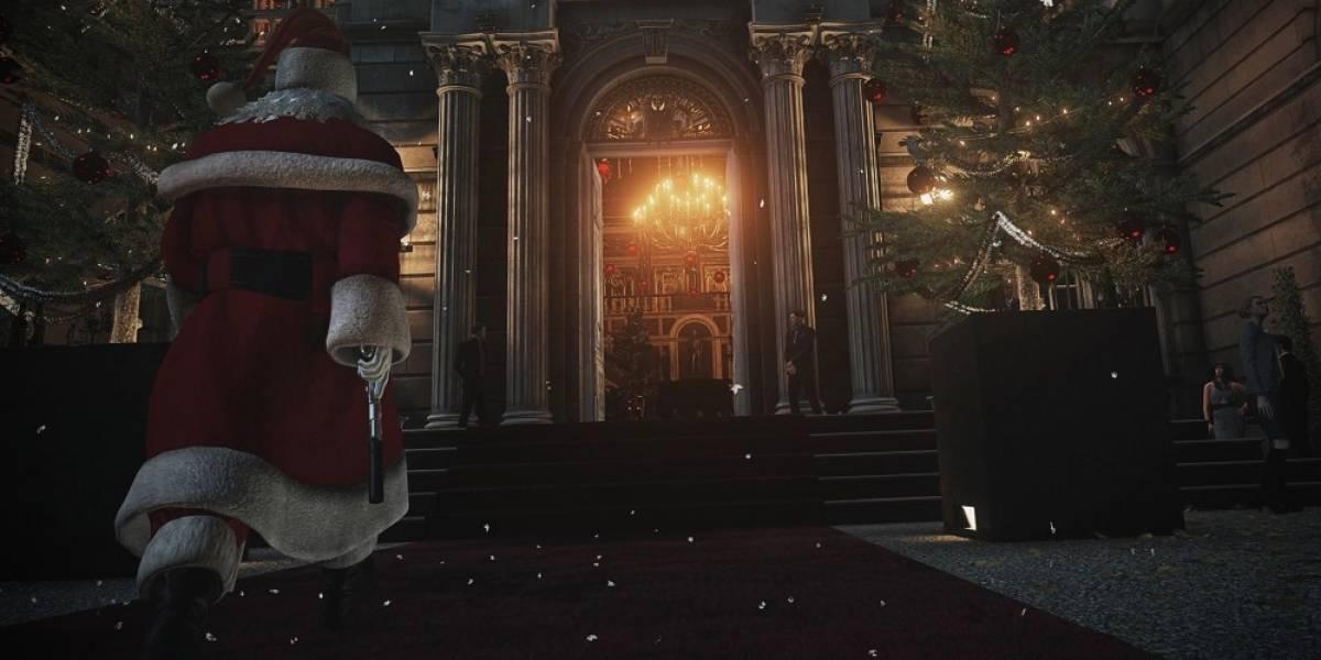 Hitman recibirá DLC navideño la próxima semana