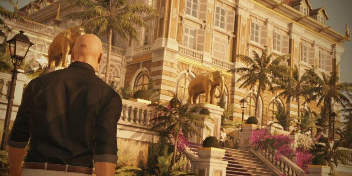 Hitman recibió hoy el Episodio 4 basado en Bangkok