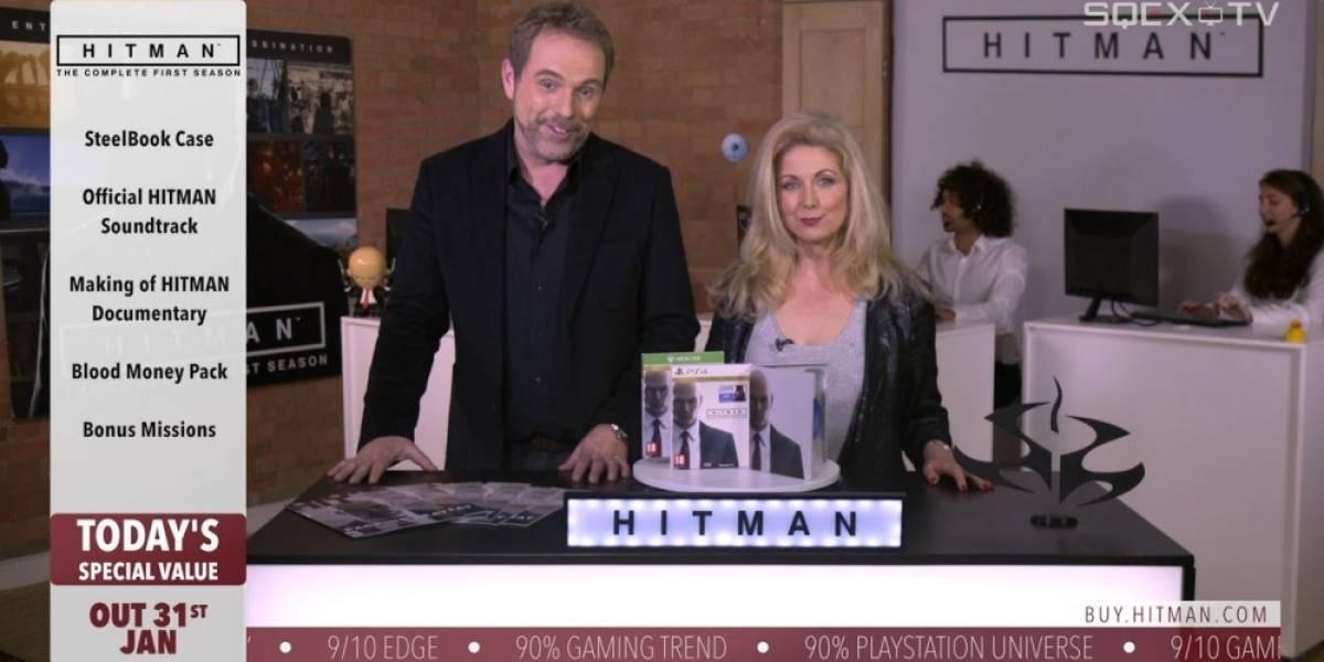 Promocionan Hitman con divertida parodia de infomercial