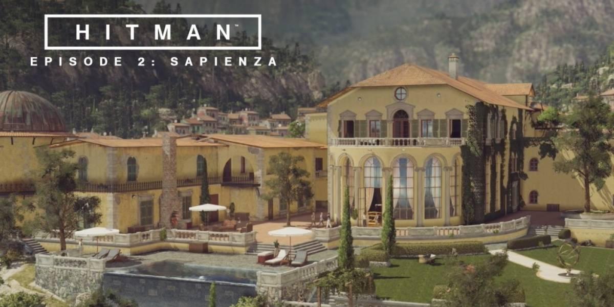 Este es el tráiler de lanzamiento del Episodio 2 de Hitman