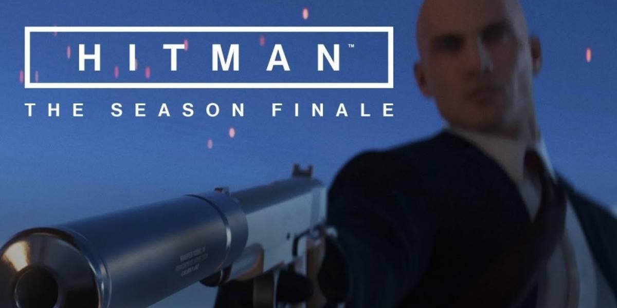 Disponible el final de temporada de Hitman, vean su nuevo tráiler