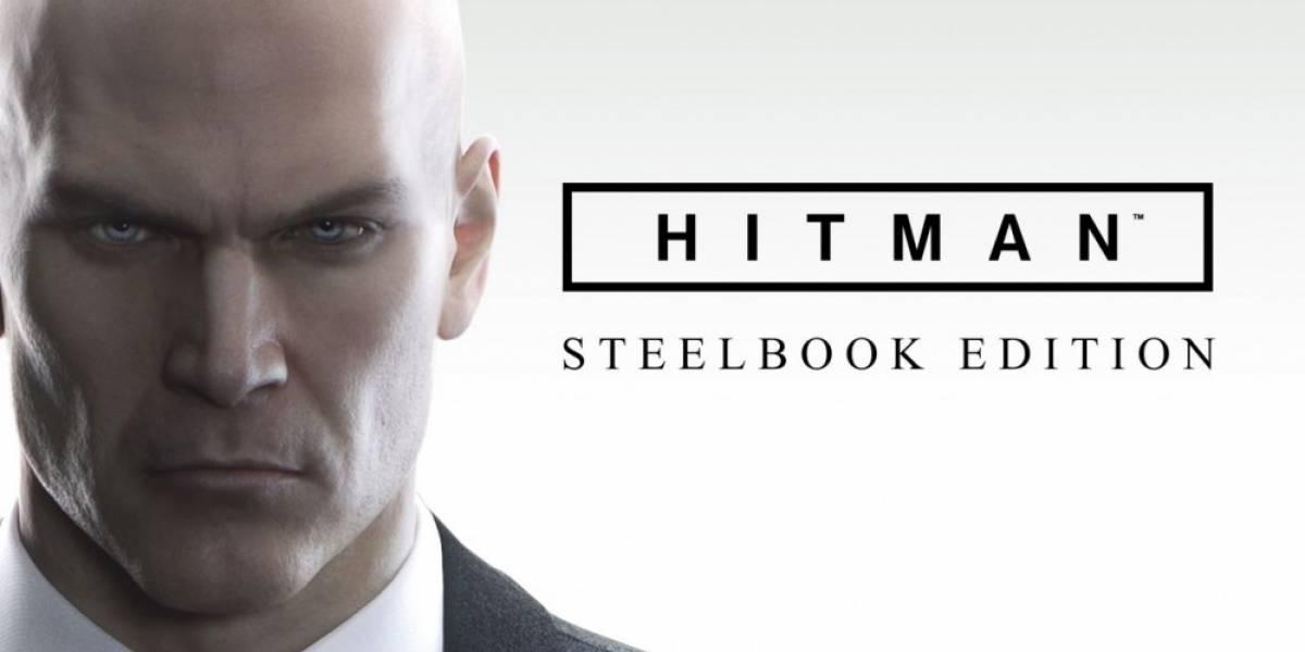 Ya hay fecha de lanzamiento para la primera temporada de Hitman en disco