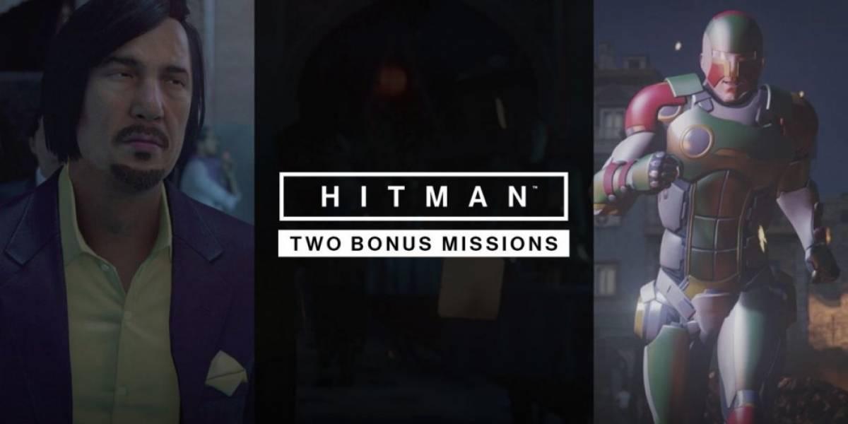 Ya está disponible el episodio bonus de verano para Hitman