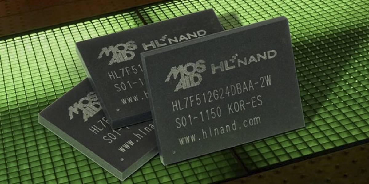 Desarrollan tecnología para crear SSDs de 2TB con una sola controladora