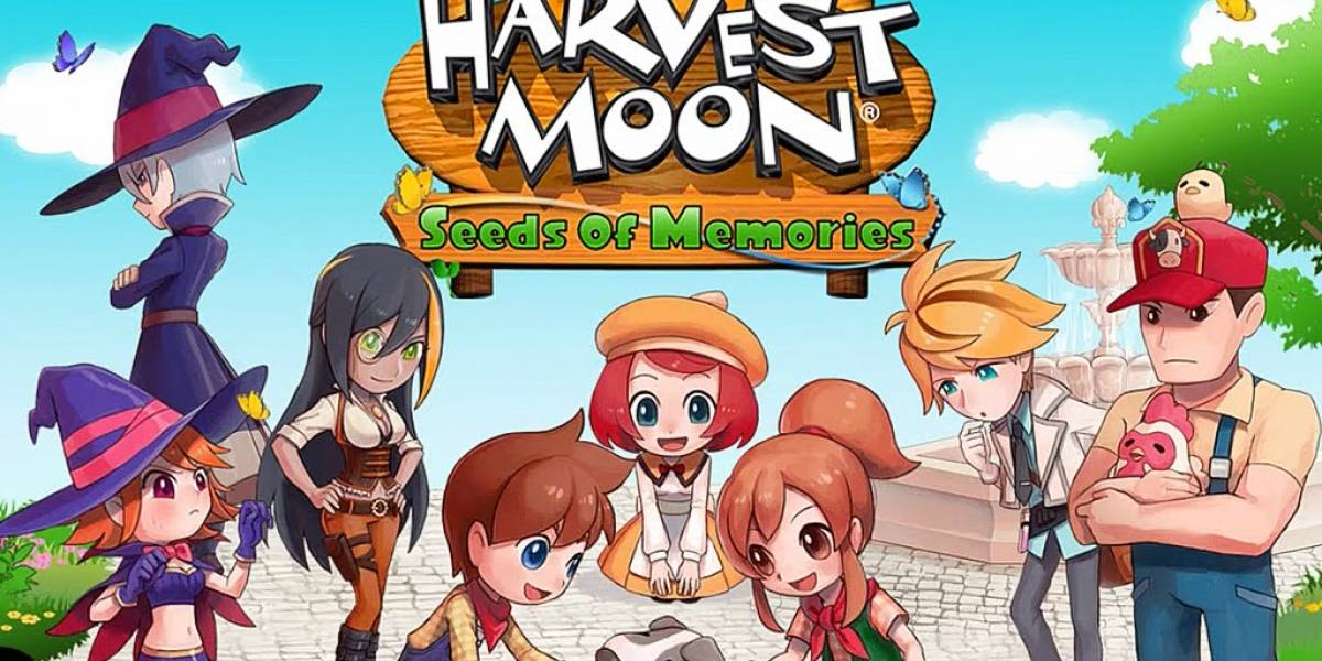 Harvest Moon: Seeds of Memories llega a Android