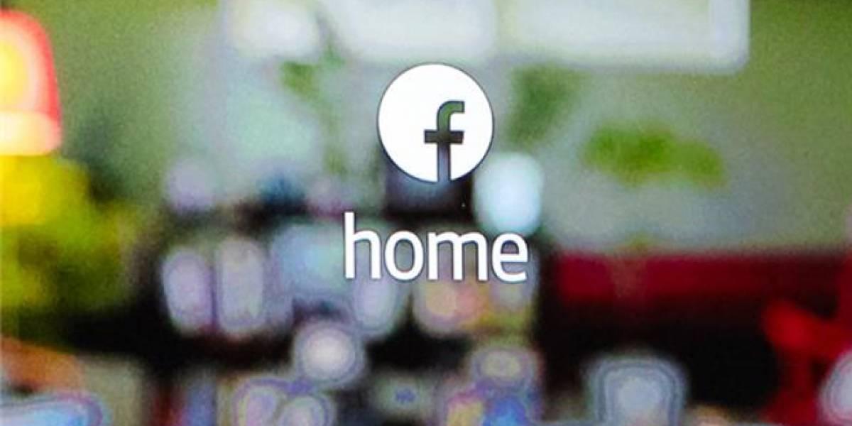 Mark Zuckerberg lanza Facebook Home, aires sociales para la plataforma Android