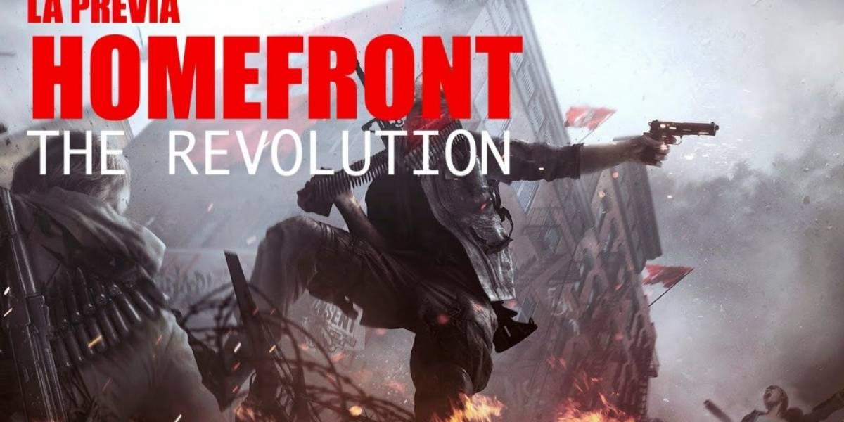 La Previa: Homefront The Revolution (beta)