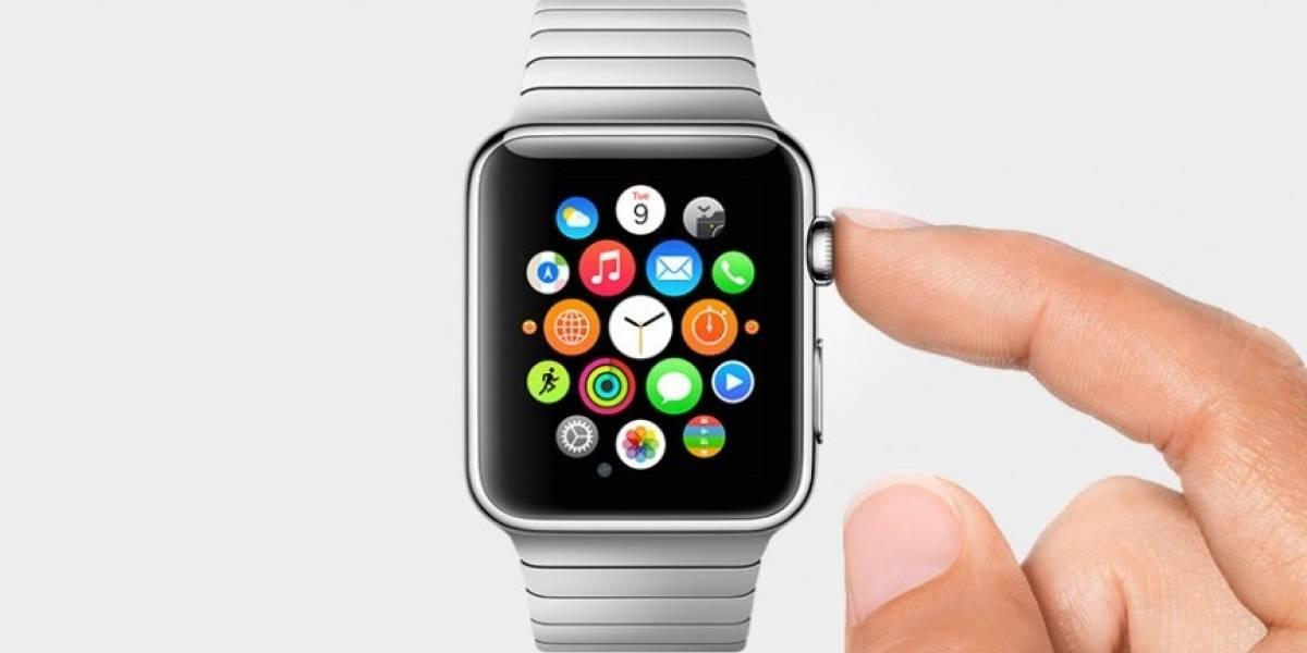 WatchOS 4 permite cambiar el menú tipo panal del Apple Watch