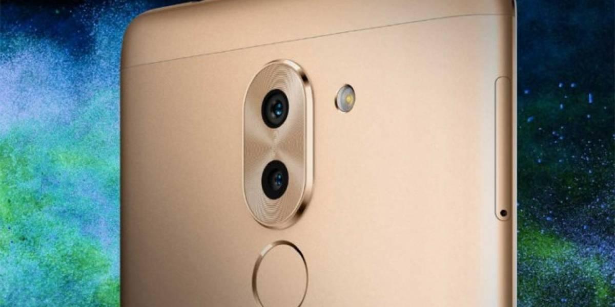 Huawei Honor 6X: doble cámara a un precio accesible