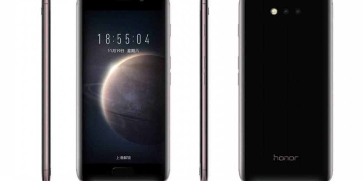 """Huawei Honor Magic: el teléfono """"mágico"""" ya es una realidad"""