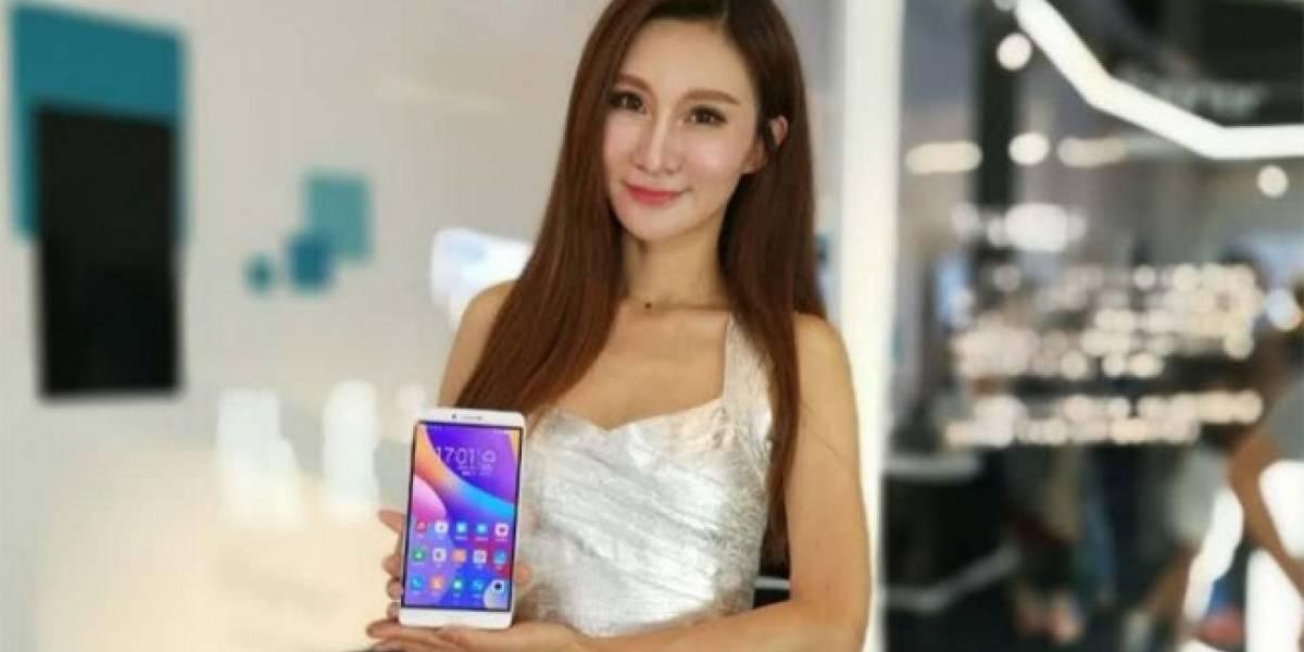 Huawei Honor Note 8 es una poderosa bestia de 6.6 pulgadas