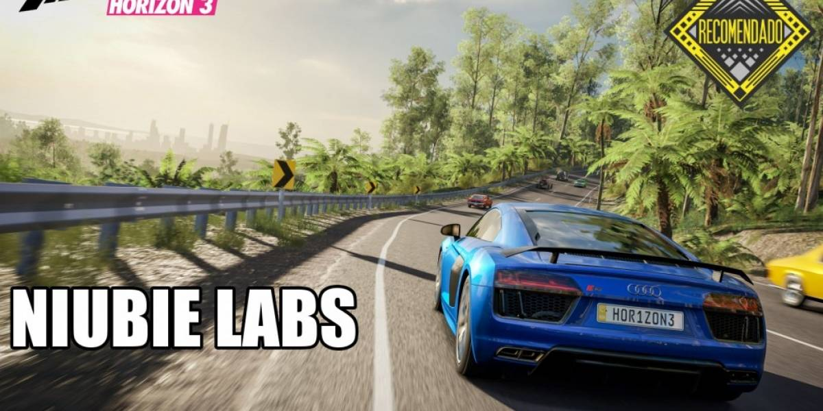 Forza Horizon 3 [NB Labs]