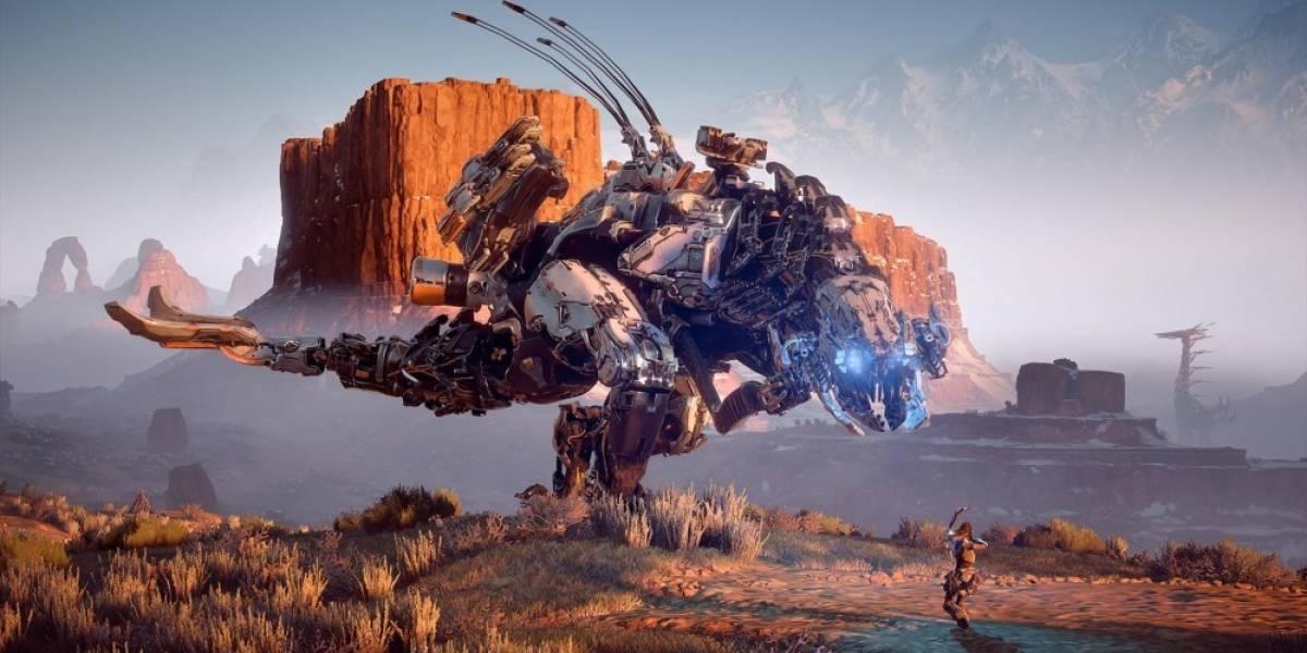 Video de Horizon Zero Dawn nos muestra la evolución de las máquinas