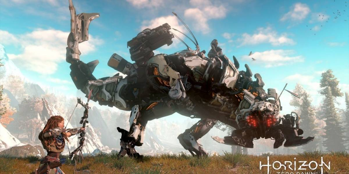 Horizon: Zero Dawn supera los 2.6 millones de unidades vendidas en dos semanas