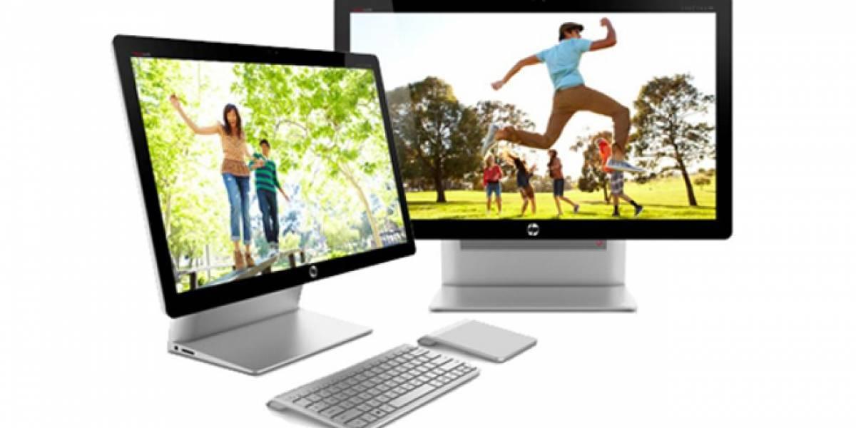 HP Spectre One: El nuevo todo-en-uno de gala