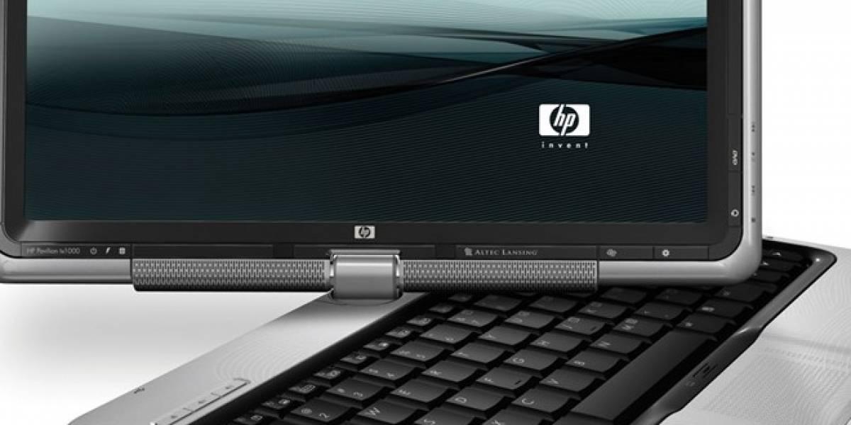 HP se quedará con su división de PC después de todo